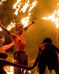 Beltane Ateş Festivali