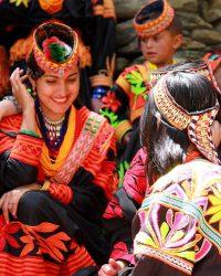 Kalasha Winter Solstice Festival