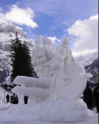 Grindelwald Kar Festivali