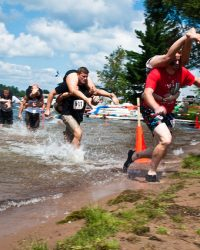 Wife Carrying Festival