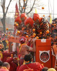 Ivrea Karnavalı