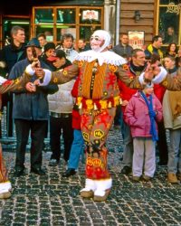 Binche Karnavalı