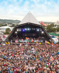 Glastonbury Müzik Festivali