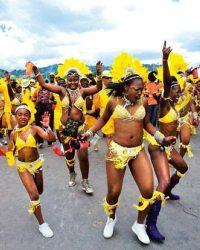 Trinidad Karnavalı