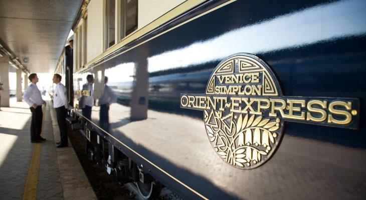 Efsane Venice Simplon Orient Express Treni İle Sıradışı Bir Yolculuk Sizi Bekliyor