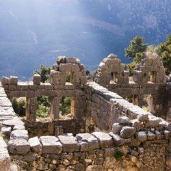 Antalyadan Dalyana Antik Likya
