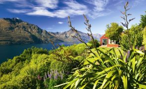 Azur Lodge, New Zealand