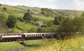 Trenle Batı İskoçya Turu