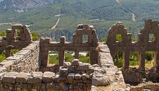Antik Kentler ve Göller