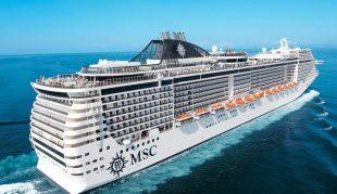 MSC Fantasia ile Kanarya Adaları