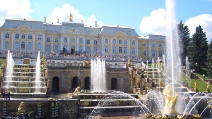 Weekend Break St. Petersburg