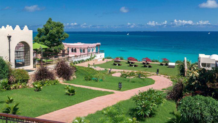 Zanzibarda Balayı