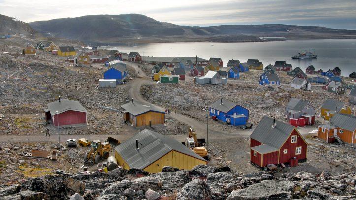 LAUSTRAL 6 Yıldızlı Gemi İle Grönland