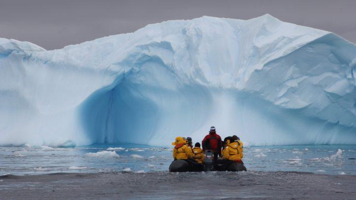 Antarktika Keşfi Turu