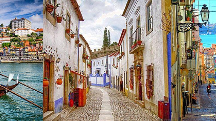 Yılbaşında Porto Lizbon
