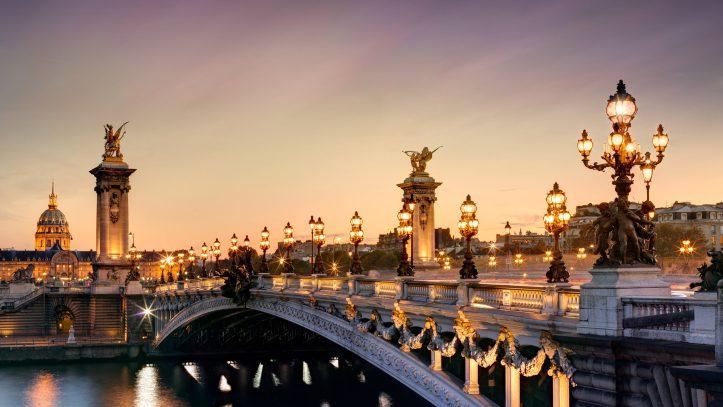 Şeker Bayramında Paris & Normandiya