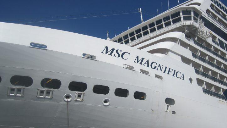 MSC Magnifica İle Ege Ve Adriyatik