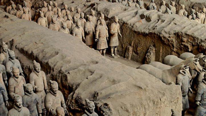 Dünden Bugüne Çin