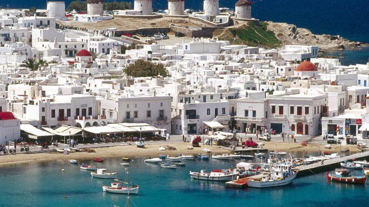 Celestyal Crystal ile Yunan Adaları
