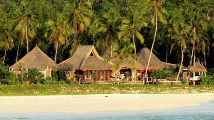 Seyşellerde Cennet Villalar (Balayı)