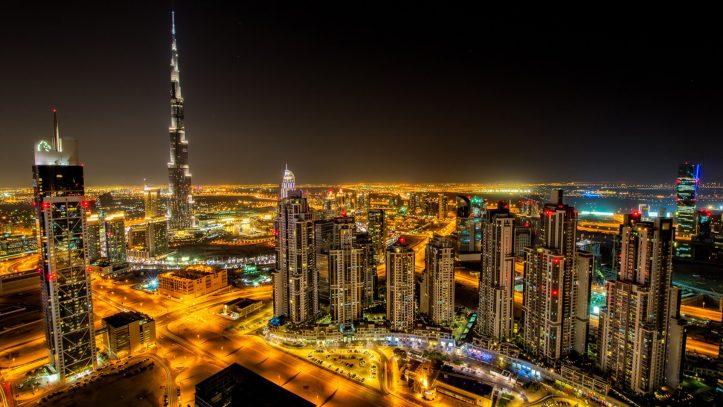 Dubaide Balayı