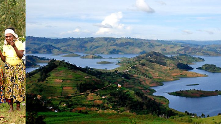 Ruanda Uganda