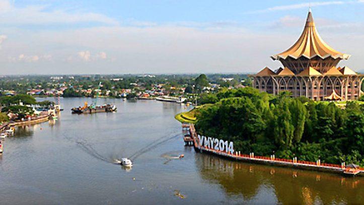 Borneonun Gizli Cennetleri