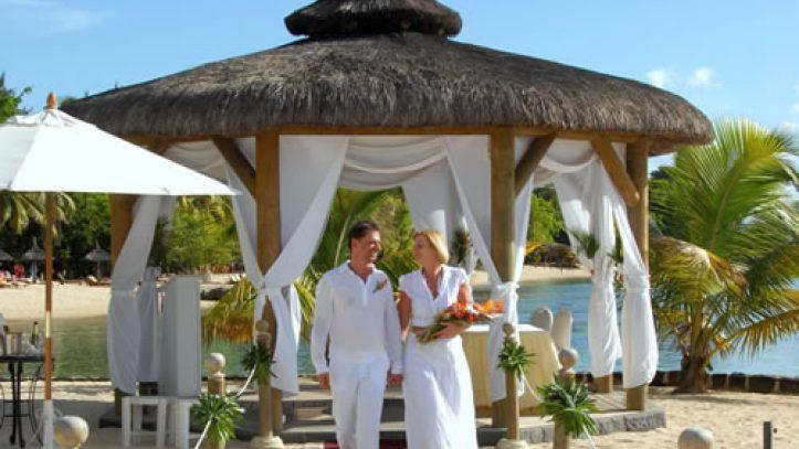 Mauritius Adasında Düğün