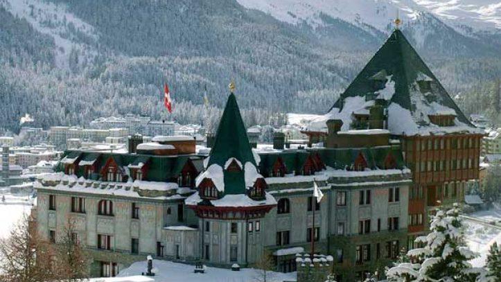 St Moritz Kayak Günleri