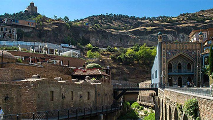 Gürcistandan Ermenistana