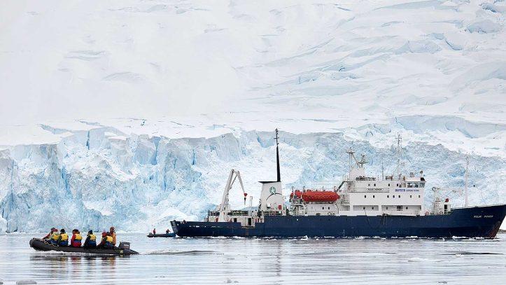 Polar Pioneer Gemisi İle Vahşi İskoçya