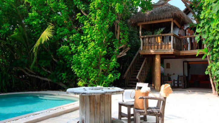 Soneva Fushi Maldivler