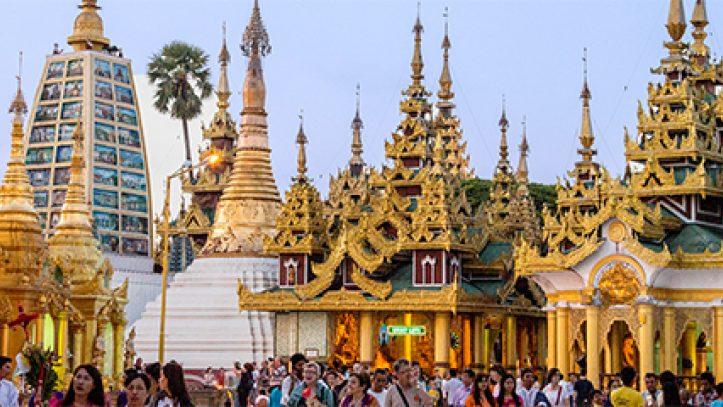 Mistik Birmanyanın Sırları