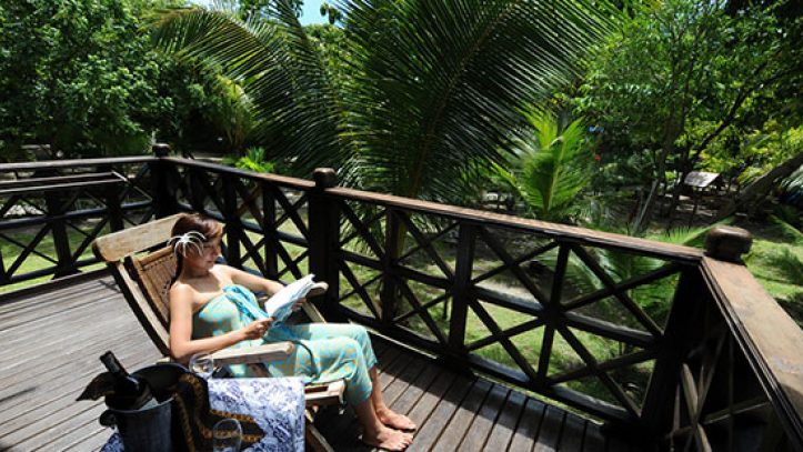 Mataking Adasında Balayı