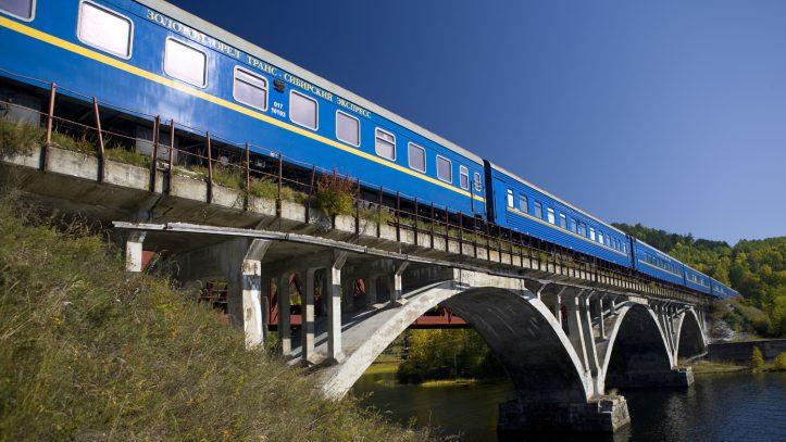 Lüks Tren İle Baştan Başa İpek Yolu
