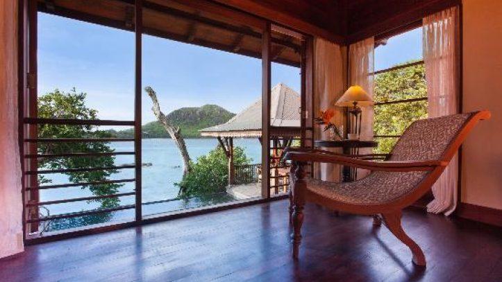 Seyşeller Enchanted Adası